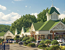 tanger outlet sevierville